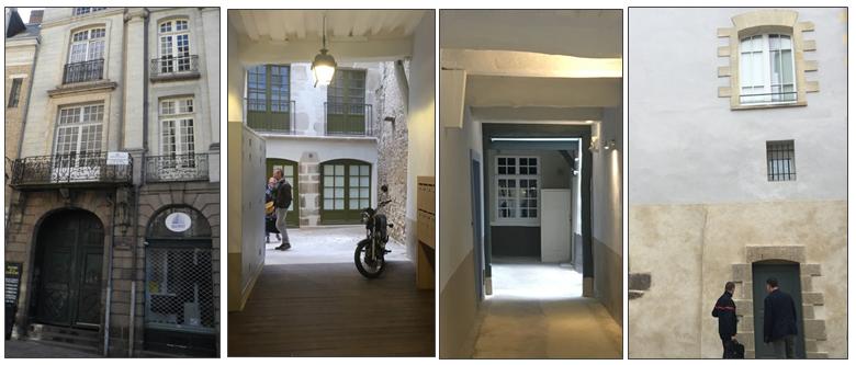 ouvrir des accès aux pompiers dans le centre ancien de Rennes